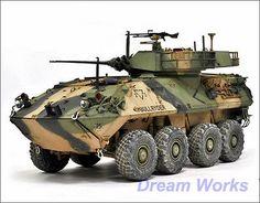 Award Winner Built Trumpeter 1/35 ASLAV-25 Infantry Fighting Vehicle +PE