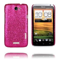 Victoria (Hot Pink) HTC One X Cover