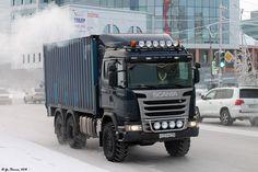 Саха (Якутия), № Н 131 НМ 152 — Scania ('2013) G440