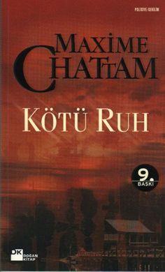 Maxime Chattam - Kötü Ruh