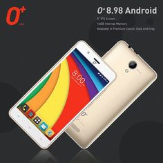 "Want a premium-looking phone for only Php 3395? The O 8.98 Android is now available at all O stores nationwide! 5"" screen 16GB internal memory. Available in 2 colors: Gold and Gray #OplusUSA #Oplus898 #tech #bestdeal #android #phone #gadget #whatsnew #techie"