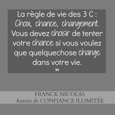 64 Meilleures Images Du Tableau Citations De Franck Nicolas