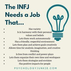 Sarah Kuhn INFJ Woman on I m offering a free masterclass about finding the right career for an INFJ! Learn more here: link in bio - Growth Infj Quotes, Psychology Quotes, Infj Mbti, Intj And Infj, Esfj, Intj Personality, Myers Briggs Personality Types, Personality Psychology, Personalidad Infj