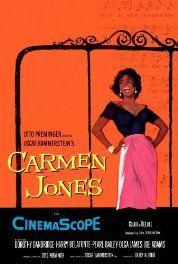 Carmen Jones (1954) Poster