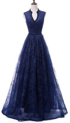 New Design Royal Blue , Vintage Prom Dress , Long Evening Dress, Long Evening Dress, Charming Prom Dresses from Beauty Angel Trendy Dresses, Cute Dresses, Beautiful Dresses, Fashion Dresses, Tulle Prom Dress, Prom Dresses, Formal Dresses, Vintage Prom, Vintage Dresses