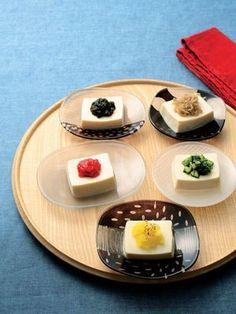 Japanese food / 冷奴(hiyayakko)