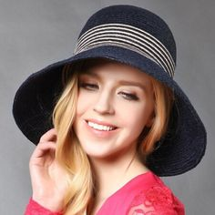 34 Best Ladies floppy straw hat for sun protection images  18b988f58371