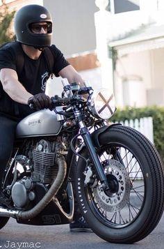 Cafe Racer Helmet Style Motorview Co