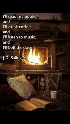 We know JD Salinger, we know. If catcher in the rye proved anything, Caulden was more JD than JD is probably JD.