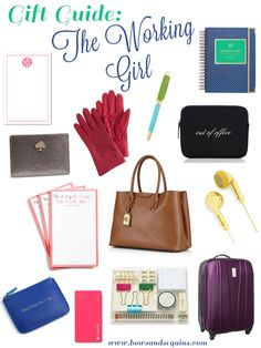 Gift Guide: Business Babe #bowsgg