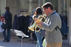 2012-10-23: street music