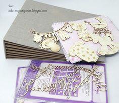 Mój mały świat: Inspiracja dla Crafty Moly Album, Crafty, Card Book