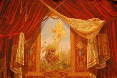 сцена для кукольного театра своими руками