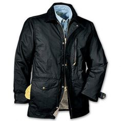 Martin Patrick 3 :: Oil Finish Cover Cloth Weekender Jacket