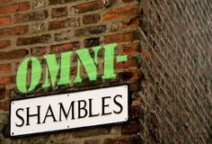 Oxford Dictionaries Word of the Year 2012: 'omnishambles'