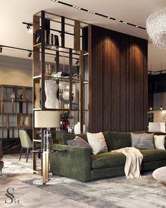 Luxury Interior, Home Interior Design, Living Room Interior, Living Room Decor, Flur Design, Design Art, Furniture Design, Luxury Furniture, Luxury Living