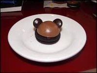 Mickey Mouse Mousse Dome, Contemporary Resort