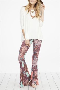 So in love with these amazing bell bottoms<3