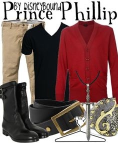 Disney Bound: Prince Phillip, I would love my prince to wear this