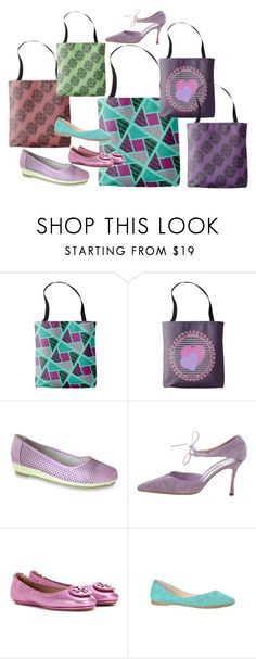 """""""Chic Bags And Shoes"""" by grafic-703 ❤ liked on Polyvore featuring David Tate, Manolo Blahnik and Tory Burch"""