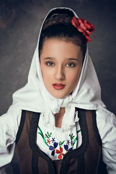 Serbian Folklore Clothing