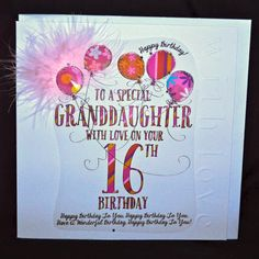 Birthday Card Online 16th Greetings Wishes Daughter Cards