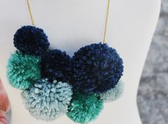 Statement necklaces and jewelry are all the rage right now in the fashion world, so doesn't it make sense to let the little ones have some fun with it, too? Your kids will love wearing this cool fashion DIY (and you'll love borrowing it!). So, get crafty with this vibrant Pom Pom Statement Necklace and …