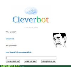 Ben+Drowned+Creepypasta | Cleverbot knows the 'BEN drowned' creepypasta