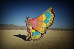 Burning Man by Bill Hornstein, via Flickr