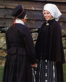 Hello all, Today I will cover the last province of Norway, Hordaland. This is one of the great centers of Norwegian folk costume, hav. Folk Costume, Costumes, Traditional Outfits, Norway, Embroidery, People, Bergen, Vest, Culture