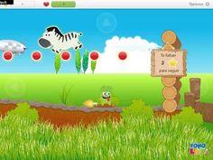 Fonoaudiología SegmentaSílabas: miniatura de captura de pantalla