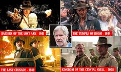 Harrison Ford and Steven Spielberg will return for Indiana Jones 5