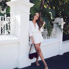 """""""Summer in Cape Town. Dress from @ivyrevel #revelista #ivyrevel"""""""