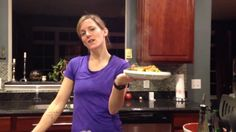 21 Day Fix Sample Dinner | Stir Fry with Purple Sticky Rice   Yes.  Purple sticky rice which was DELICIOUS!  Check it out!