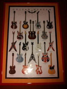 ROCK GUITARS!!!