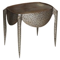 """Andre Dubreuil """"Paris Table"""" 