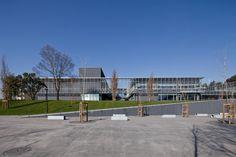 Escola Secundária de Lousada - Galeria de Imagens | Galeria da Arquitetura