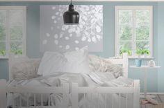 'Bedroom in Summer Beach Shack' created in #neybers