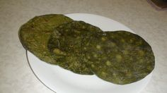 Homemade Spinach Tortillas Recipe Video - Palak Rotis or Parathas [Sub Chestnut or Coconut Flour for the wheat flour)