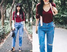 More looks by MAGIC  YANG: http://lb.nu/littlemagicyang  #casual #chic #street