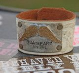 �weve always believed in roadweary angels . . . now heres our first cuff ever with the saying that we...