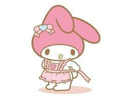 Image via We Heart It https://weheartit.com/entry/142770927 #mymelody #sanrio