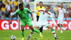 Irán 0 - 0 Nigeria