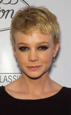 7.Pixie Haircut for Fine Hair