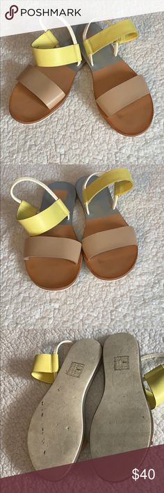5cbbf6aaa8 Dolce Vita Neily Sandals Perfect for Spring Perfect for Spring! These  sandals have a cream