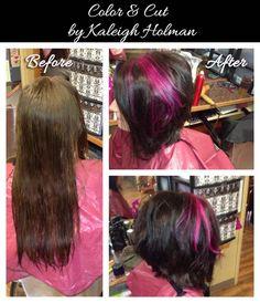 Haircut & Color Sugar N Spice Salon Butte, MT 59701 406-782-0000