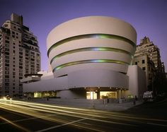 The Guggenheim Museum bynycinspiration