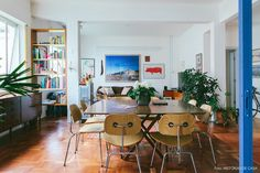 15-decoracao-sala-jantar-integrada-vintage-design