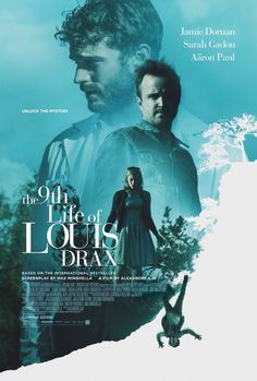 Poster for The 9th Life of Louis Drax - Jamie Dornan