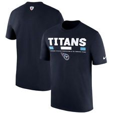 Tennessee Titans Nike Men s Legend Staff DRI-FIT T-Shirt - Size Large - NWT b3388d8c5